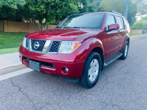 2005 Nissan Pathfinder for sale at North Auto Sales in Phoenix AZ