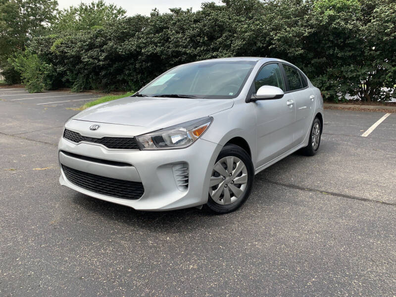 2020 Kia Rio for sale at Craven Cars in Louisville KY