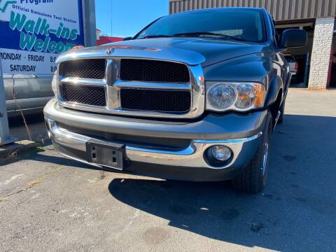 2005 Dodge Ram Pickup 1500 for sale at Story Brothers Auto in New Britain CT