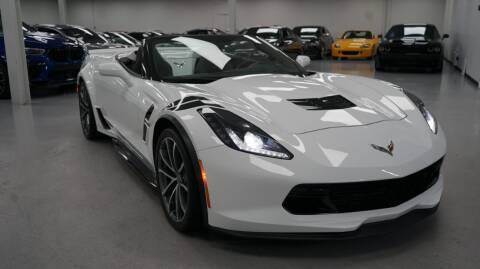 2018 Chevrolet Corvette for sale at SZ Motorcars in Woodbury NY