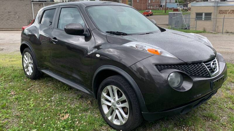 2013 Nissan JUKE for sale at Edens Auto Ranch in Bellaire OH