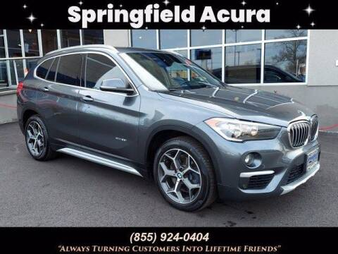 2017 BMW X1 for sale at SPRINGFIELD ACURA in Springfield NJ