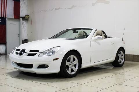 2006 Mercedes-Benz SLK for sale at ROADSTERS AUTO in Houston TX