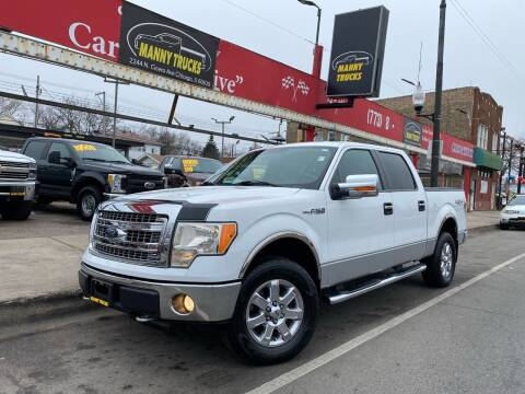 2013 Ford F-150 for sale at Manny Trucks in Chicago IL