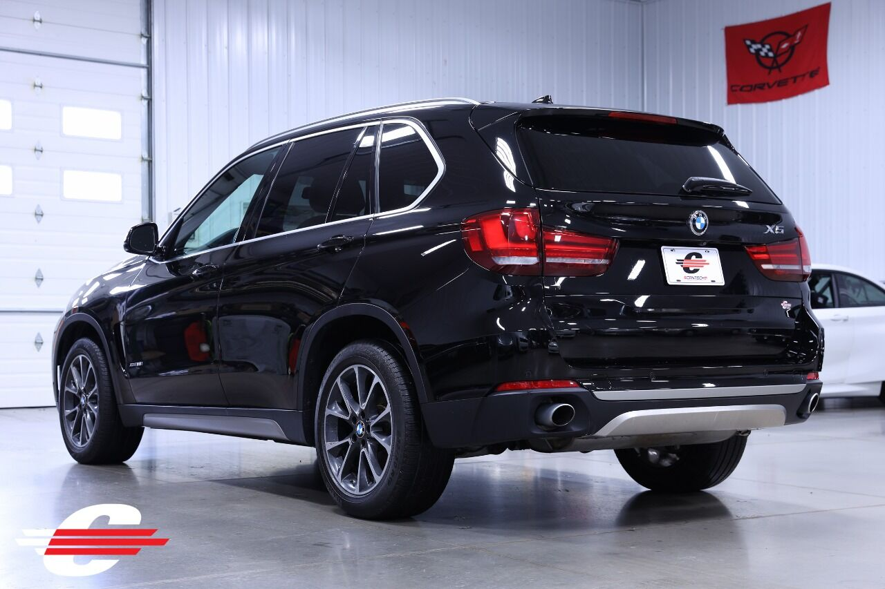 View large image: 2017 BMW X5