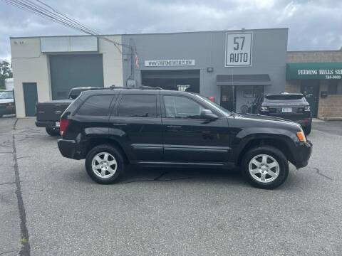 2008 Jeep Grand Cherokee for sale at 57 AUTO in Feeding Hills MA