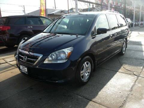 2007 Honda Odyssey for sale at Car Center in Chicago IL