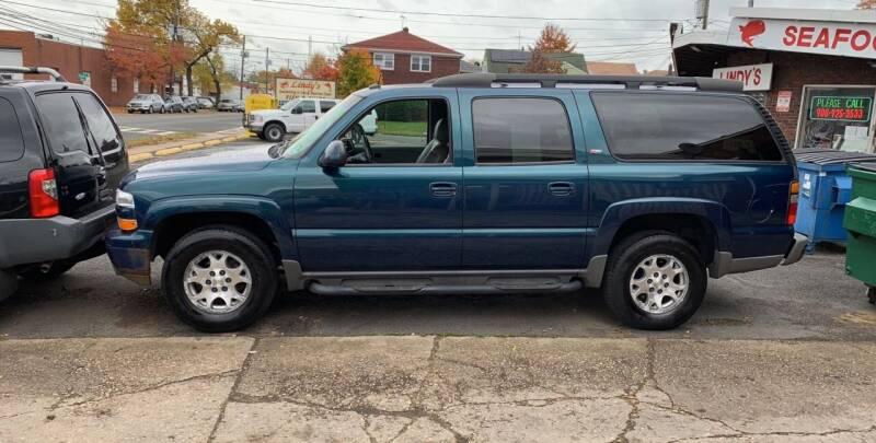 2005 Chevrolet Suburban for sale at Frank's Garage in Linden NJ
