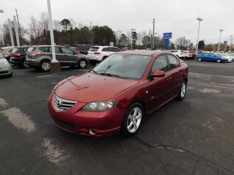 2006 Mazda MAZDA3 for sale at Paniagua Auto Mall in Dalton GA