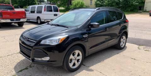 2015 Ford Escape for sale at NJ Quality Auto Sales LLC in Richmond IL