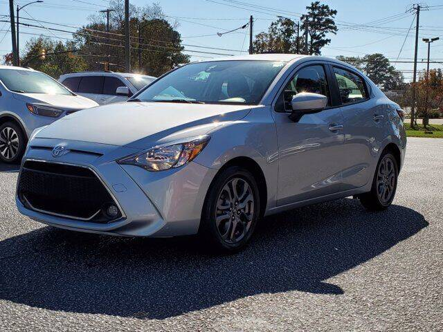 2019 Toyota Yaris for sale at Gentry & Ware Motor Co. in Opelika AL