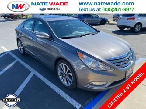 2013 Hyundai Sonata for sale at NATE WADE SUBARU in Salt Lake City UT