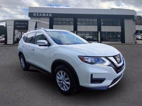 2017 Nissan Rogue for sale at BEAMAN TOYOTA - Beaman Buick GMC in Nashville TN