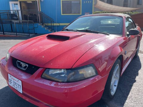 2004 Ford Mustang for sale at CARZ in San Diego CA