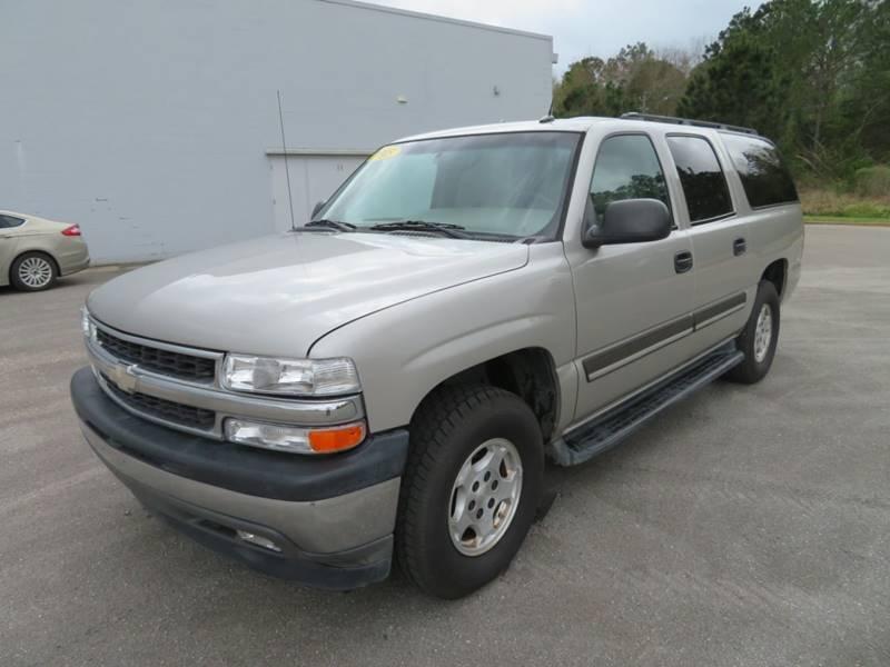 2005 Chevrolet Suburban for sale at Access Motors Co in Mobile AL