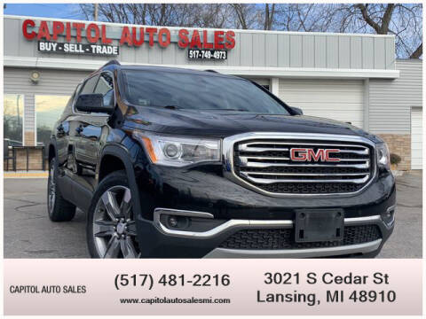 2017 GMC Acadia for sale at Capitol Auto Sales in Lansing MI