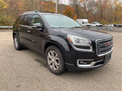 2013 GMC Acadia for sale at George Strus Motors Inc. in Newfoundland NJ