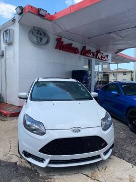 2014 Ford Focus for sale at Nation Autos Miami in Hialeah FL