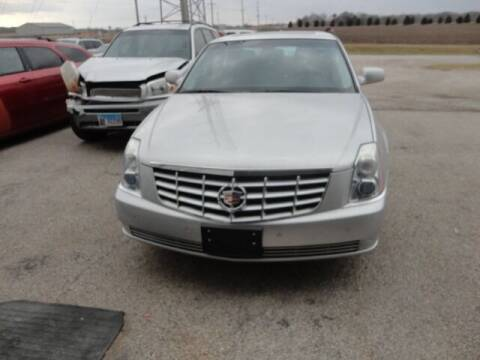 2011 Cadillac DTS for sale at CARZ R US 1 in Heyworth IL