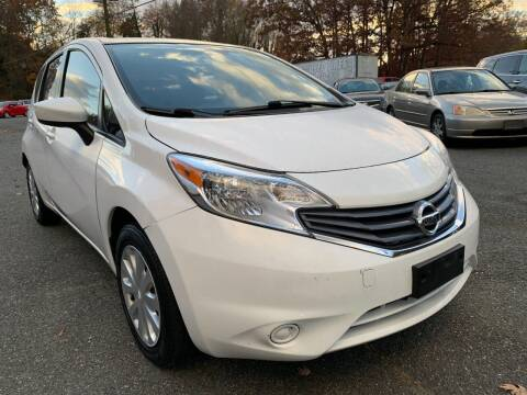 2015 Nissan Versa Note for sale at D & M Discount Auto Sales in Stafford VA