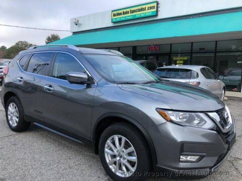 2017 Nissan Rogue for sale at Action Auto Specialist in Norfolk VA