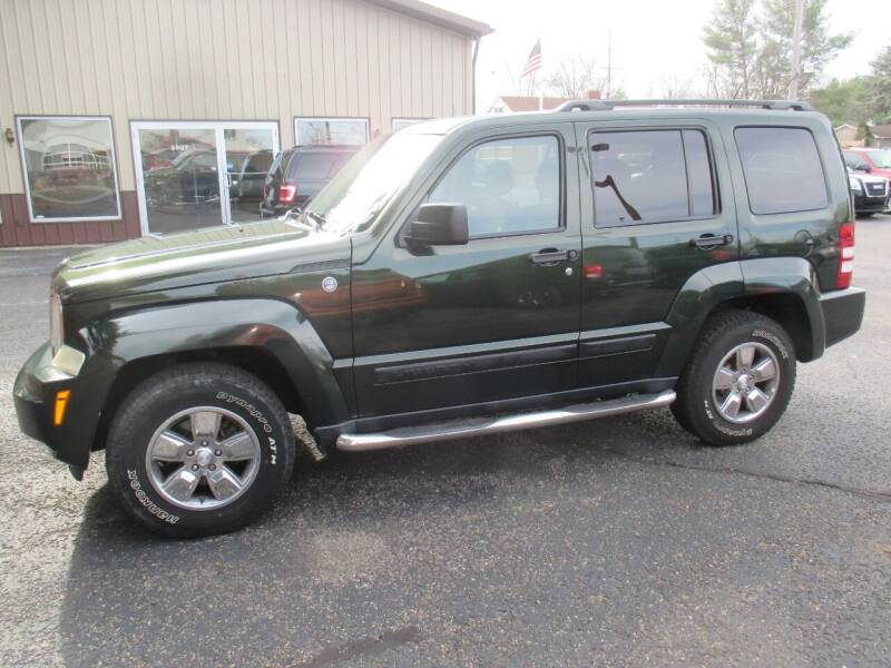 2010 Jeep Liberty for sale at Home Street Auto Sales in Mishawaka IN
