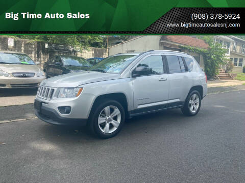 2011 Jeep Compass for sale at Big Time Auto Sales in Vauxhall NJ