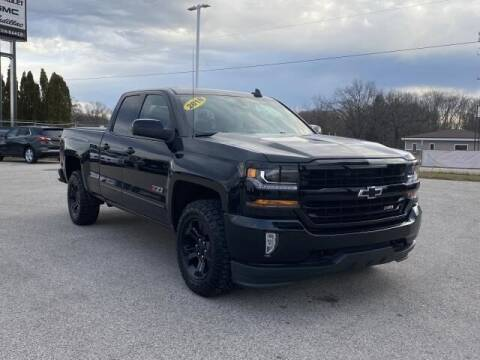 2018 Chevrolet Silverado 1500 for sale at Betten Baker Preowned Center in Twin Lake MI