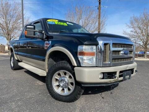2008 Ford F-250 Super Duty for sale at UNITED Automotive in Denver CO