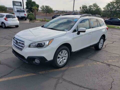2016 Subaru Outback for sale at Stephen Wade Pre-Owned Supercenter in Saint George UT