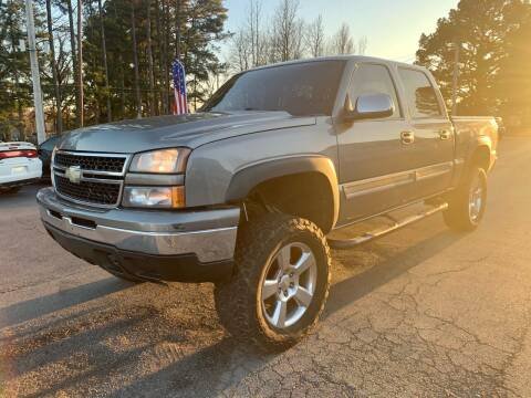 2006 Chevrolet Silverado 1500 for sale at Airbase Auto Sales in Cabot AR