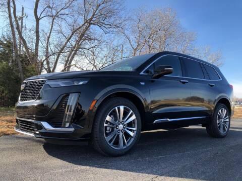 2020 Cadillac XT6 for sale at JOHN HOLT AUTO GROUP, INC. in Chickasha OK