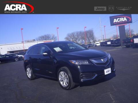 2018 Acura RDX for sale at BuyRight Auto in Greensburg IN
