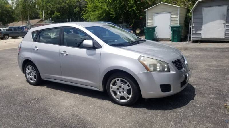 2010 Pontiac Vibe for sale at Bill Bailey's Affordable Auto Sales in Lake Charles LA