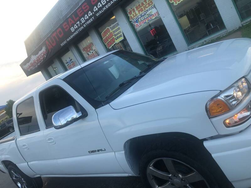 2006 GMC Sierra 1500 for sale at Washington Auto Group in Waukegan IL