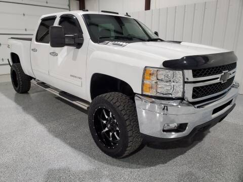 2013 Chevrolet Silverado 2500HD for sale at Hatcher's Auto Sales, LLC in Campbellsville KY