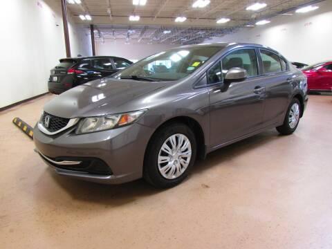 2013 Honda Civic for sale at BMVW Auto Sales in Union City GA