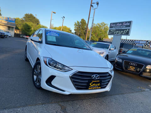 2017 Hyundai Elantra for sale at Save Auto Sales in Sacramento CA