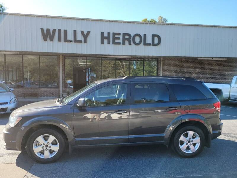 2016 Dodge Journey for sale at Willy Herold Automotive in Columbus GA