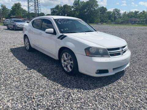 2014 Dodge Avenger for sale at Bayou Motors Inc in Houma LA