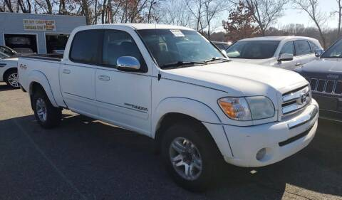 2006 Toyota Tundra for sale at Top Line Import of Methuen in Methuen MA