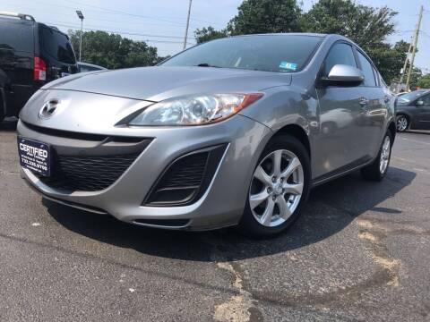 2011 Mazda MAZDA3 for sale at Certified Auto Exchange in Keyport NJ