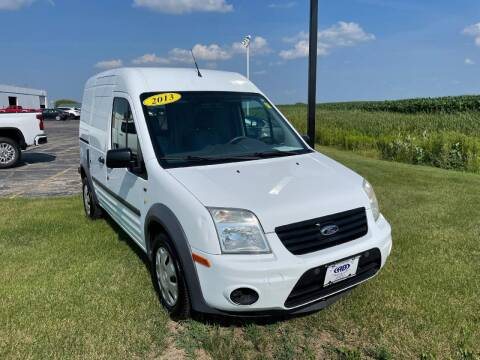 2013 Ford Transit Connect for sale at Alan Browne Chevy in Genoa IL