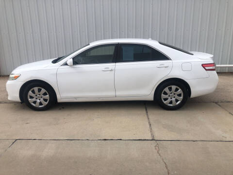 2010 Toyota Camry for sale at WESTERN MOTOR COMPANY in Hobbs NM
