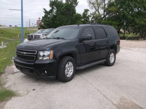 2011 Chevrolet Tahoe for sale at AUTO TOPIC in Gainesville TX