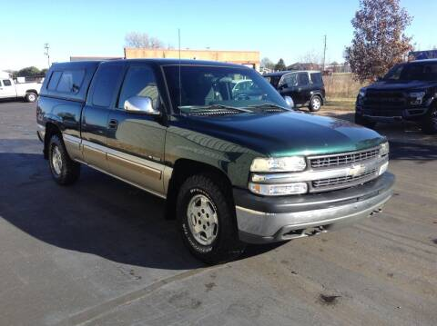 2002 Chevrolet Silverado 1500 for sale at Bruns & Sons Auto in Plover WI