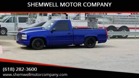 1995 GMC Sierra 1500 for sale at SHEMWELL MOTOR COMPANY in Red Bud IL