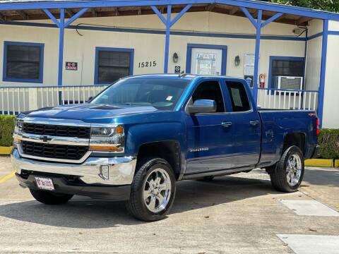 2018 Chevrolet Silverado 1500 for sale at USA Car Sales in Houston TX