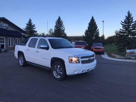2007 Chevrolet Avalanche for sale at Crown Motor Inc in Grand Forks ND