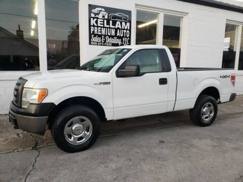 2009 Ford F-150 for sale at Kellam Premium Auto Sales & Detailing LLC in Loudon TN